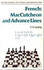French: MacCutcheon and Advance Lines…