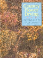 Country Flower Drying by Beverly Olson
