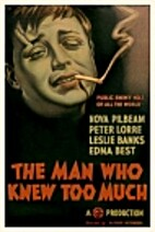 The Man Who Knew Too Much [1934 film] by…