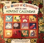 The Story of Christmas with its own Advent…