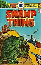 Swamp Thing #22 by Charles Soule