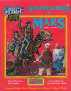 Steppelords of Mars by John A. Theisen