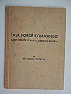 Task Force Commando, Camp Howze, Texas to…