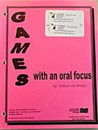 Games with an Oral Focus by Colleen van…