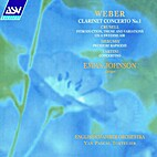 Clarinet Concerto by Weber