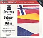Smetana: Vltava; Debussy: Ibéria; Delius:…