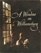 A window on Williamsburg by Taylor Biggs…
