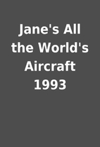 Jane's All the World's Aircraft 1993