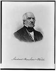 Author photo. 1863 engraving (Library of Congress Prints and Photographs Division, Reproduction number: LC-USZ62-130036)