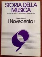 Storia della musica 9: Il Novecento 1. by…
