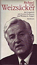Richard von Weizsäcker im Gespräch by…