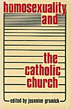 Homosexuality and the Catholic Church by…