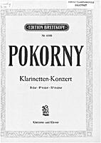 Klarinetten-Konzert B-dur, Bb major, Sib…