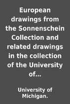 European drawings from the Sonnenschein…