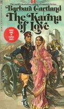 The Karma of Love by Barbara Cartland