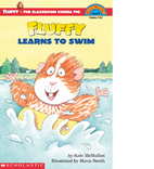 Fluffy Learns to Swim by Kate McMullan