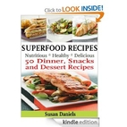 Superfood Recipes (Healthy Eats) by Susan…