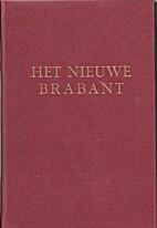 Het Nieuwe Brabant Derde deel De Brabantse…