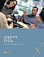 Leading with Style: Personal DISCernment…