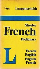 Langenscheidt's Shorter French-English,…