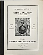 The War-Time Letters of Albert O McCollom…