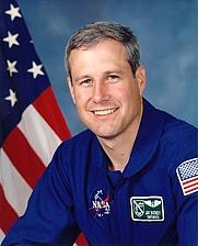 Author photo. Official NASA Portrait