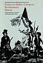 Essays on Modern European Revolutionary…