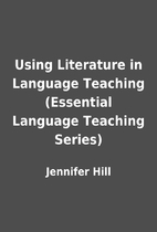 Using Literature in Language Teaching…