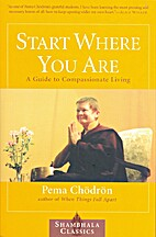 Start Where You Are: A Guide to…
