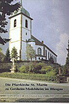 Die Pfarrkirche St. Martin zu…
