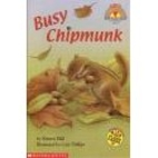 Busy Chipmunk (My First Hello Reader) by…