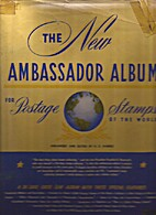 The New Ambassador Album for Postage Stamps…
