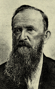 Author photo. J. R. Graves