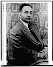 Author photo. Photo by Carl Van Vechten: Library of Congress Prints and Photographs Division, Carl Van Vechten photograph collection