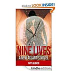 Nine Lives (New Atlantis, #1) by Nhys Glover