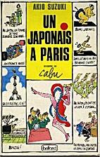 Un Japonais à Paris by Akio Suzuki