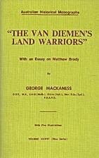 The Van Diemen's Land warriors : with…