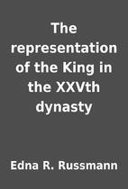 The representation of the King in the XXVth…