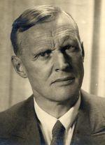 Author photo. Otto Flake