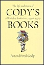 Cody's Books: The Life and Times of a…
