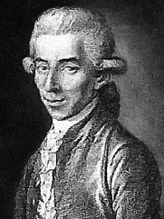 Author photo. Ignaz Edler von Born
