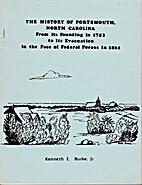 The History of Portsmouth, North Carolina,…
