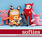Softies : 22 friends for you to sew, knit…