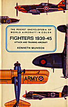 Fighters 1939-1945: Attack and Training…