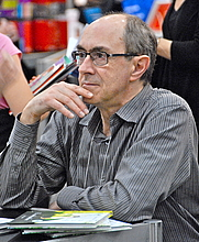Author photo. Denis Côté (2012)<br>Photo: Asclepias