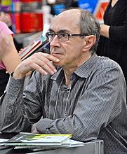 Author photo. Denis Côté (2012)<br>Photo: Asclepias