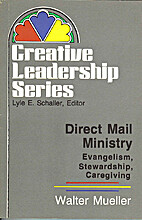 Direct Mail Ministry: Evangelism,…