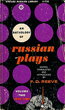 An Anthology of Russian Plays, Volume Two:…
