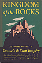 Kingdom of the rocks; memories of Oppède by…