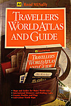 Travellers World Atlas And Guide by Rand…